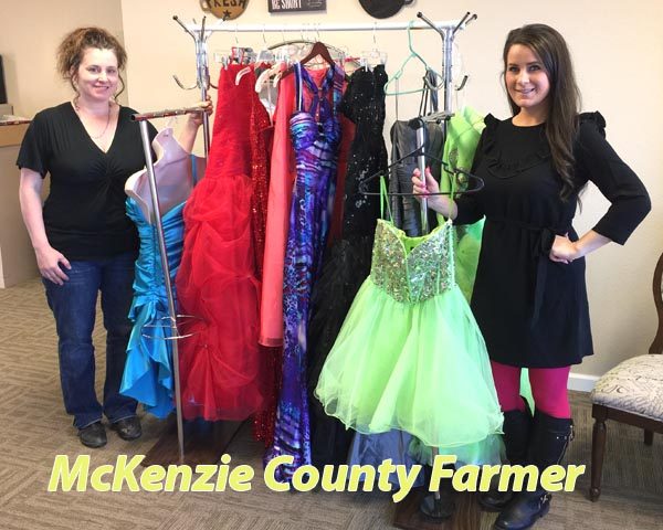 Prom dress give-away becoming staple event
