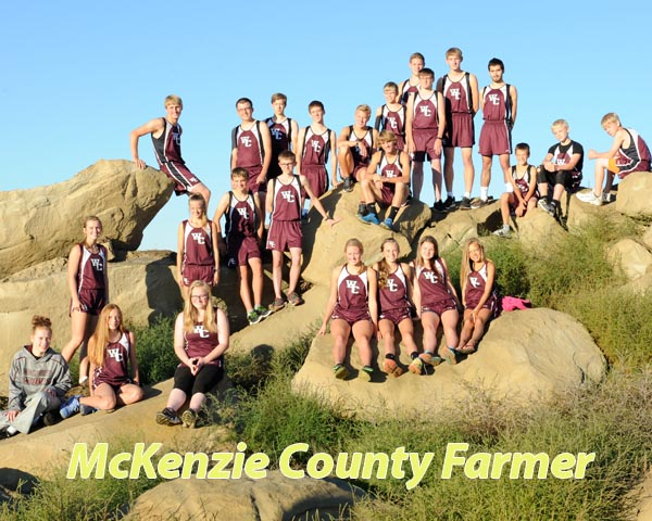 Cross Country teams place at Williston meet
