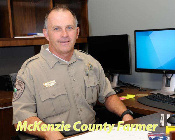 Schwartzenberger brings change to Sheriff's office