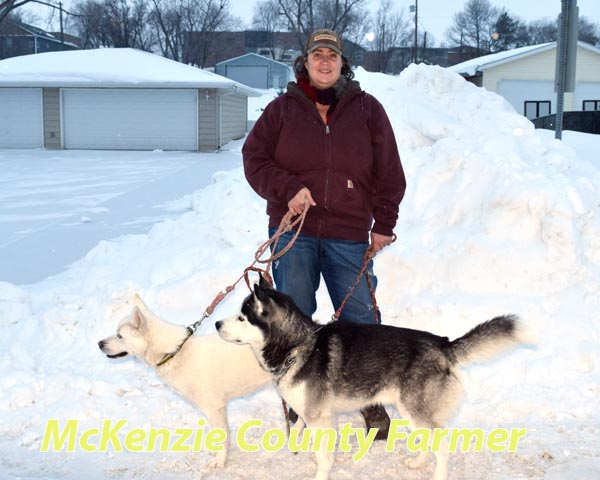 McKenzie County residents make 2017 resolutions