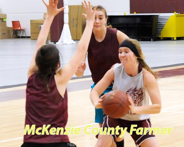 Girls basketball team opens season this week